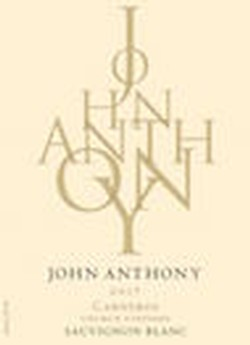 2017 John Anthony Carneros Church Vineyard Sauvignon Blanc 750 mL Image