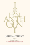 2015 John Anthony Napa Valley Cabernet Sauvignon 750 mL