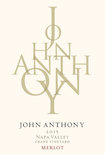 2015 John Anthony Crane Vineyard Merlot 750 mL