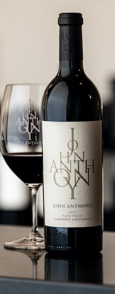 2017 John Anthony Napa Valley Cabernet Sauvignon 750 mL