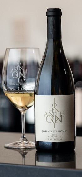 2019 John Anthony Napa Valley Chardonnay 750 mL