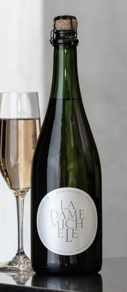 John Anthony La Dame Michele Blanc de Blancs 750 mL