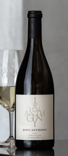 2017 John Anthony Napa Valley Chardonnay 750 mL