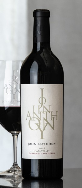 2016 John Anthony Napa Valley Cabernet Sauvignon 750 mL