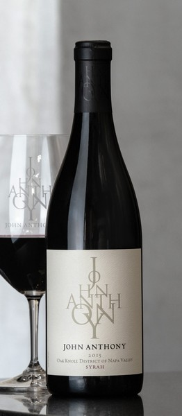 2015 John Anthony Oak Knoll District Syrah 750 mL