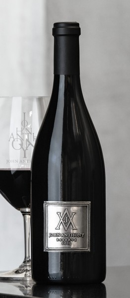 2015 John Anthony Reserve Syrah 750 mL