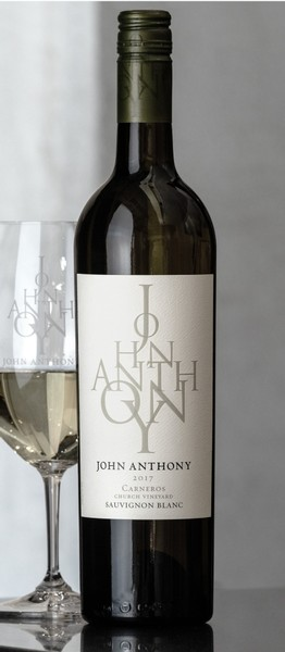 2018 John Anthony Carneros Church Vineyard Sauvignon Blanc 750 mL