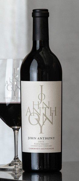 2015 John Anthony Coombsville Vineyard Cabernet Sauvignon 750 mL